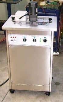 lavatrice dewatering deliquoring