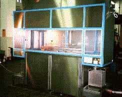 Sollevatori posizionatori pezzi da lavare