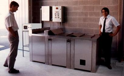 manutenzione meccaniche in acciaio
