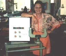 Pulitrice ultrasonora per laboratorio