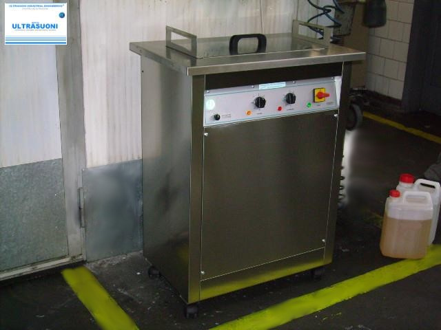 lavatrice per stampi alluminio