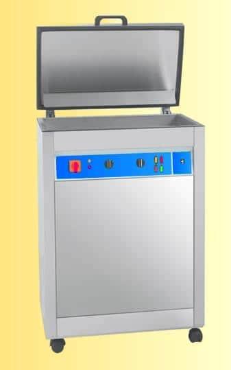 Lavatrici ad ultrasuoni per orafi, elettronica, filtri aria, componenti in ottone inox ferro ghisa oro argento alluminio titanio