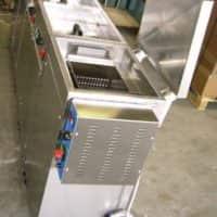 impianti con forno asciugametalli