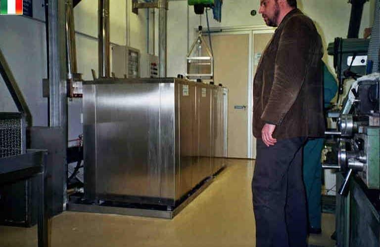 macchine ad ultrasuoni per officina