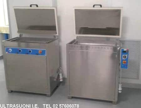 lavatrici e ultrasuoni milano italia